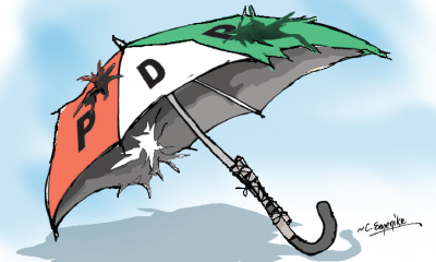 PDP demand probe of revenue collections since 2015