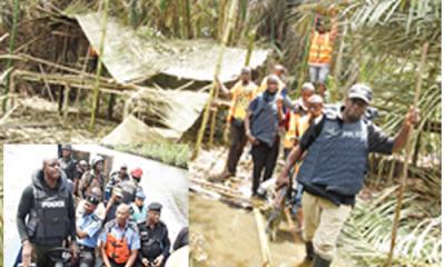 Police swoop on militants, arrest 13 in Lagos