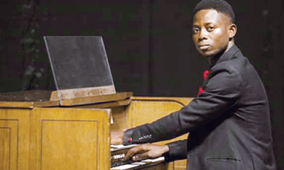 Grandmother supported my music by sending me on fake errands –Seun Jacobs