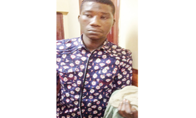 I've capacity to steal anything –Pickpocket