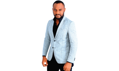 I got married in my father's house –Yul Edochie