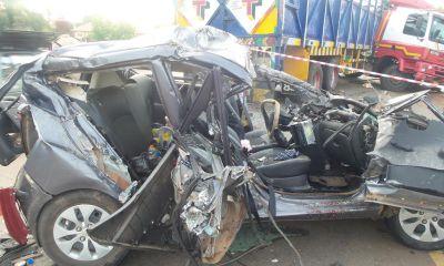 FRSC: Road accidents kill 110 in Edo, Delta, Anambra