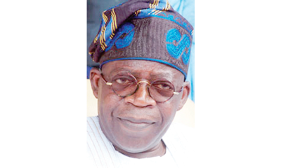Tinubu, a Nigerian product that is working