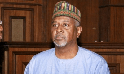 Court approves trial of Dasuki in absentia