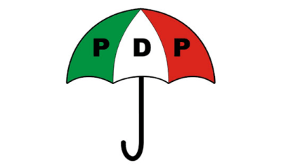 PDP group: 'We've no candidates for Borno governorship, central senatorial polls'