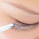 Tips for applying strip lashes