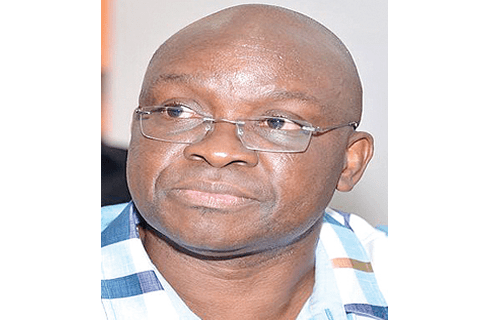 Stop blaming Fayose for infrastructure decay, PDP tells Fayemi