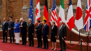 G7 leaders turn attention to Africa