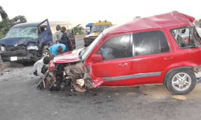 Three dead, four injured in Ebonyi multiple accident