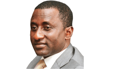 The essential Uche Ogah