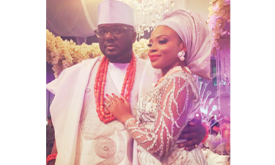 Remi Sijuade, wife steps out