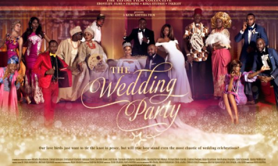 '76' and 'The Wedding Party' win awards at NollywoodWeek Film Festival