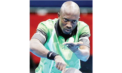 Crisis hits table tennis after players' election