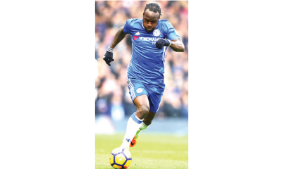 Chelsea place £12m on Moses