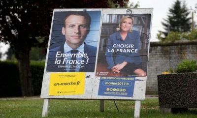 France decides between Le Pen, Macron