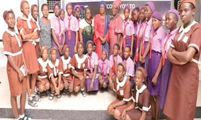 Lagos @ 50: Making heroine of the girl-child