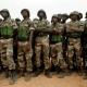Taking agribusiness to military, paramilitary