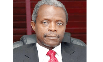 Controversy trails Osinbajo's assent to 2017 budget