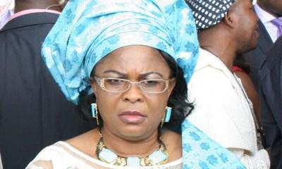 Unending battle over Patience Jonathan's $24m, N12.64bn 'loot'