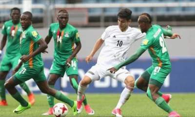 U20 WC: Zambia hits second round