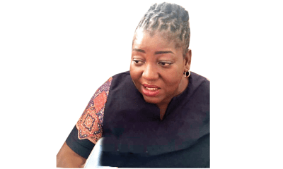 Women should be proactive, says Okoroafor