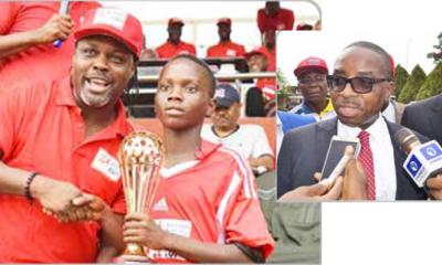 Zenith/Delta Principals' Cup:  Nwosu, Ikpeba salute revival after 28 years