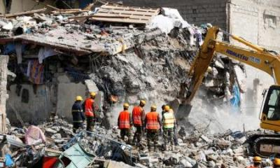 Building collapse: Courting death, loss through compromise (2)