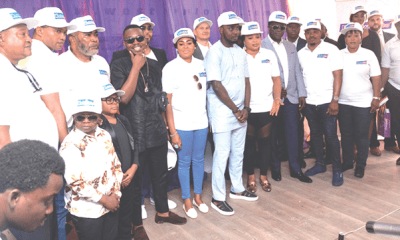 When stars marched forth for Western Lotto