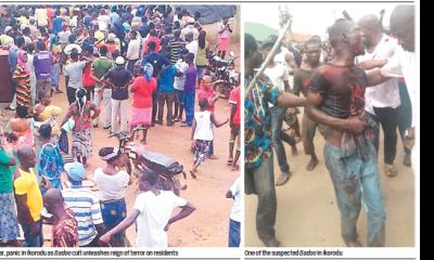 Ikorodu: Held down by Badoo