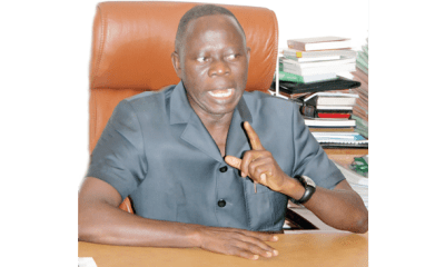 APC crisis: I won't mortgage my conscience – Oshiomhole
