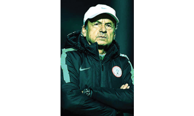 I almost quit Eagles job during NFF crisis –Rohr