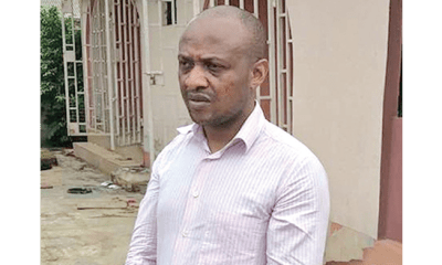 Evans' 'accomplice' sues police for N100m