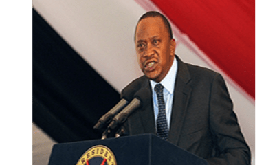 Kenyan President to deliver speech at AFBA conference