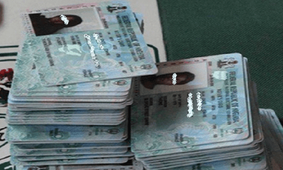 93, 788 PVCs uncollected in Plateau – INEC