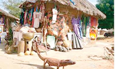 Ridding Arts, Craft Village of robbers, drug peddlers