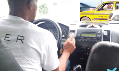The Uber, yellow taxis war