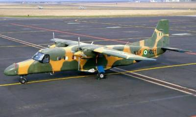 NAF graduates fighter pilots to boost counter-insurgency