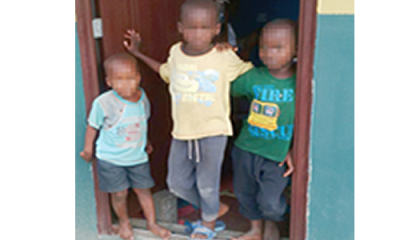 Police arrest frustrated father who abandoned 4 children