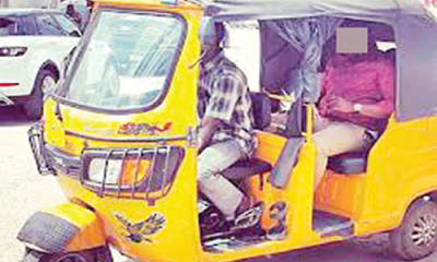 Police extortion may force us to hike fares –Aba tricycle operators