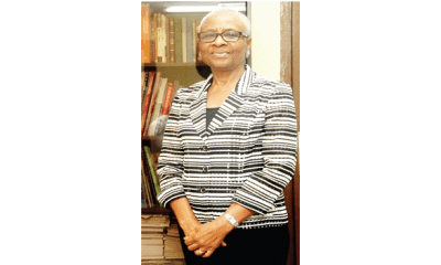 Christianity is not about going to church– Mrs Akinyemiju