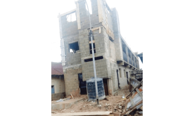 Building  collapse: Engineers tasked on safety violations' report