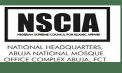 God, not a religious bigot –NSCIA