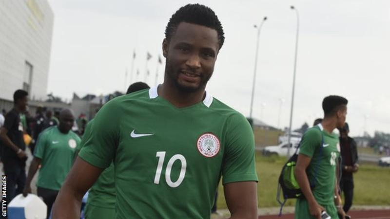 Nigeria's Mikel leaves Turkish side Trabzonspor over coronavirus fears