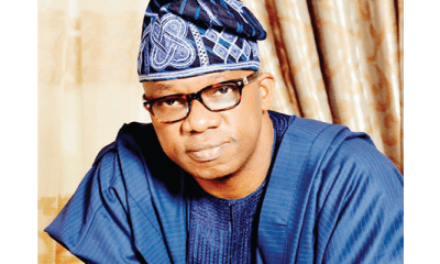 Abiodun offers poly graduate automatic employment, considers 58 others