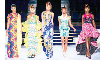 Queen Moremi Ajasoro Designs Showcased On London Runway Newtelegraph