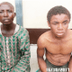 Two arrested for two-year-old boy's kidnap
