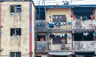 Housing deficit persists