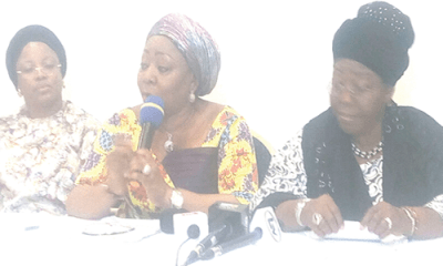 Ita-Giwa, Ojikutu, others in fresh women's revolt to save motherland
