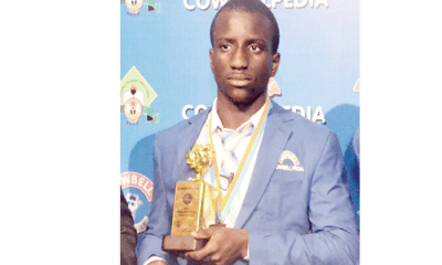 Loyola Jesuit College sets records in Maths competition