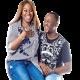 Ushbebe celebrates fourth wedding anniversary with wife